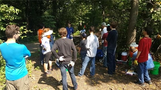 Batavia Fabyan Woods project