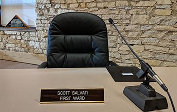 Scott Salvati Ward Chair