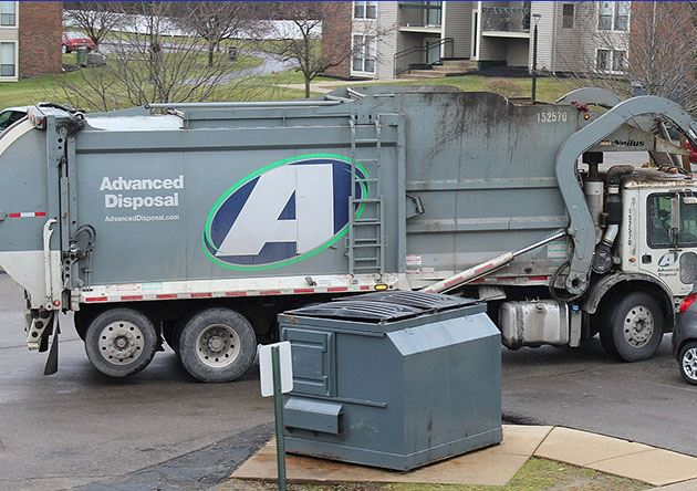 Advanced disposal news