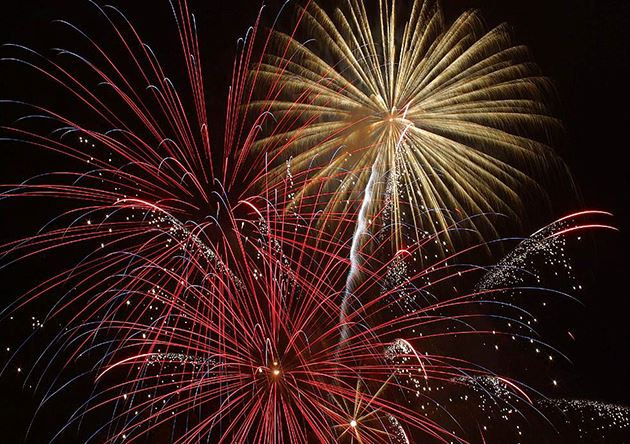Fireworks Website News