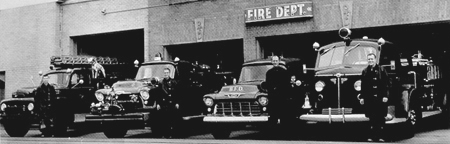 1960 Island Ave. Fire Station